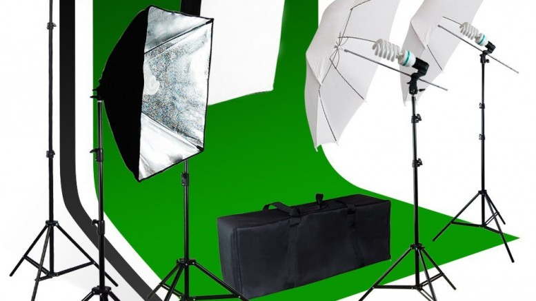 Build Your Own Video Production Studio
